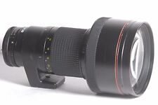 Tokina 300mm f/2.8 SD AT-X SLR Camera Lens For Canon FD SN 880154