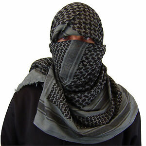 Military-Army-Shemagh-Tactical-Desert-Keffiyeh-Scarf-100-Cotton-Scarves-Roman