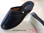 Lady/'s Red Chestnut Women Wool Socks Leather Fur Slippers Insole Garden Shoes