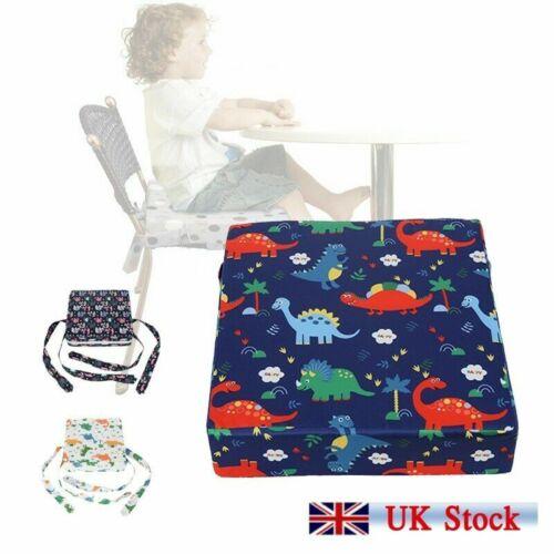 Portable Baby Dining Chair Pad Child Highchair Soft Cushion Seat Cushion