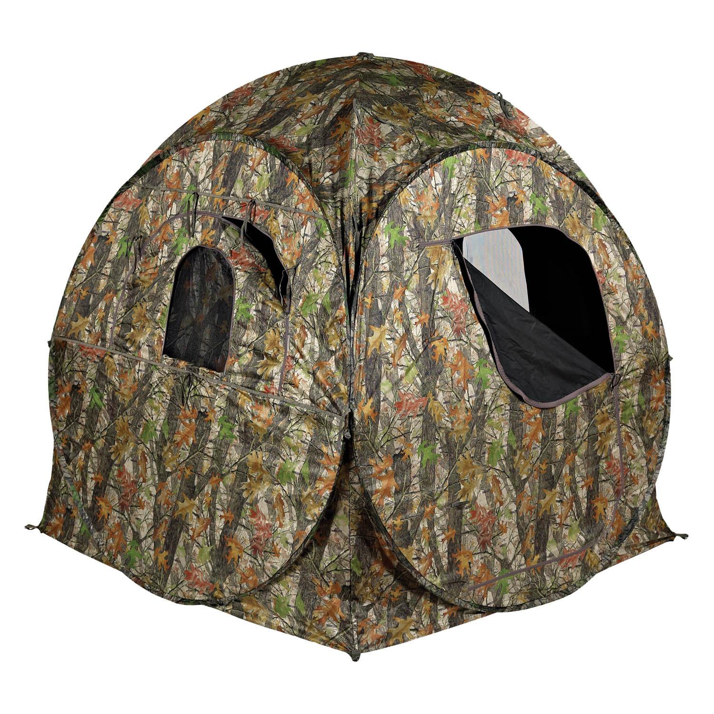 Fritz hombre 1-hombre-tarnzelt carpa caza stand caza escondite outdoorzelt 145x145x162cm