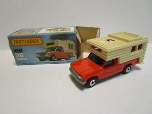 Matchbox-Superfast-NO-38-Camper-en-Caja-Como-Nuevo