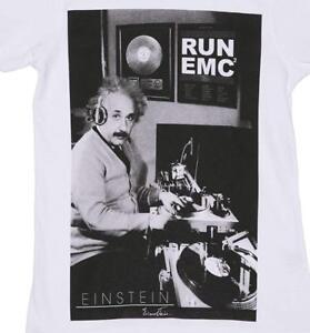 Ambitieux Run Dmc T-shirt Einstein Official Merchandise