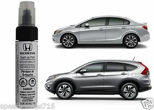genuine honda 08703 nh700mah pn alabaster silver metallic touch up paint new usa. Black Bedroom Furniture Sets. Home Design Ideas