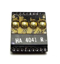 4-Digit LED Matrix, HA 4041 R / HA4041 R, Vintage Display, NOS