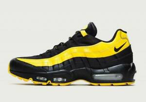 Details about Nike Air Max 95 Frequency Pack Tour Yellow White Black Running Men's AV7939 001