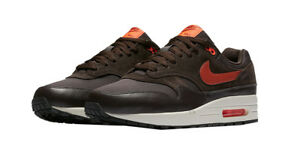 Details about Nike Air Max 1 Premium Velvet BrownDusty Peach (875844 202)