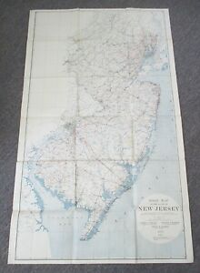 1913 NEW JERSEY ROAD Map | eBay