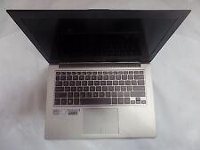 "ASUS ZenBook Prime UX31A 13.3"" Laptop Intel Core i7 4GB RAM 128GB SSD Windows 10"