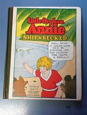 "Vintage 1931 ""Little Orphan Annie Shipwrecked"" Cupples & Leon Co. Auerbach's Dep"