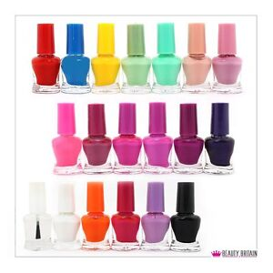 24 X Nail Polish Set In Box For Artificial Nails Many Different