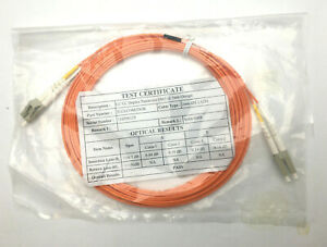 LC-LC-Duplex-Patchcord-OM3-5mtr-Orange-5LCLCOM3DOR-2mm-DX-LSZH-optic-fibre