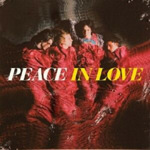 PEACE-IN-LOVE-CD-14-TRACKS-INTERNATIONAL-POP-NEUF