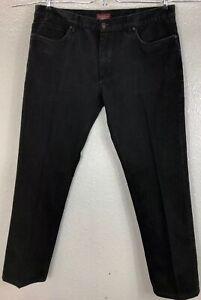 Men-Perry-Ellis-Jeans-Black-Premium-Denim-9Y1111-Size-40X32