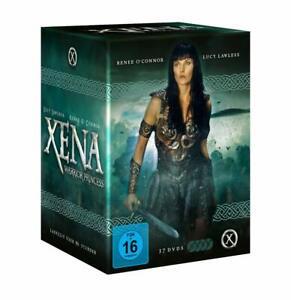 Complete Box Set Xena Lucy Lawless Warrior Princess Tv Series 37 Dvd New Ebay