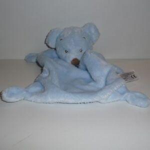 Doudou-Ours-SimbaToys-Kiabi-Bleu
