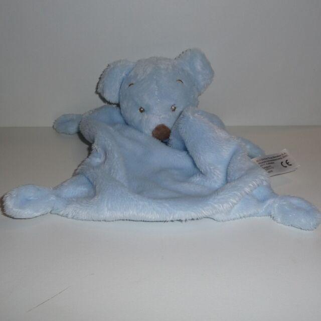 Bear Soft Toy SimbaToys Kiabi - Blue