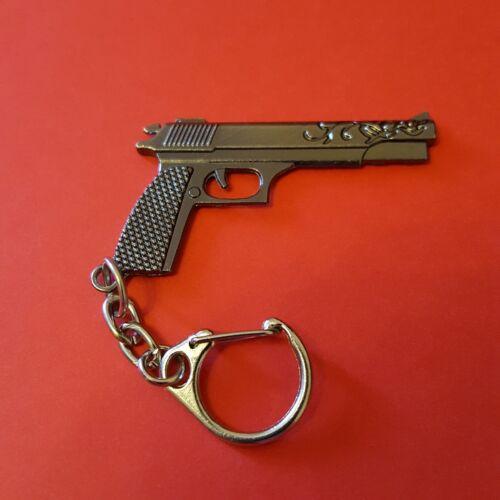 3D Metal Pistol Keychain Waffen-Gewehr Schlüsselanhänger 3D Metallpistole