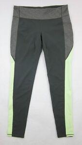 ca7c04b8cfd3d Image is loading Athleta-Colorblock-Revelation-Tight-Pants-Sz-XLT-Jasper-