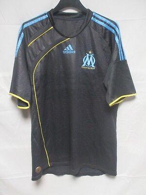 Maillot OM OLYMPIQUE de MARSEILLE 2010 third shirt jersey trikot ADIDAS S | eBay