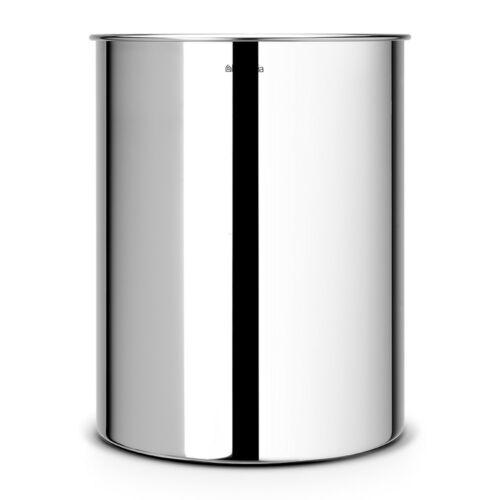 Brabantia Papierkorb aus Metall Abfalleimer 7 oder 15 Liter in 3 Ausführungen