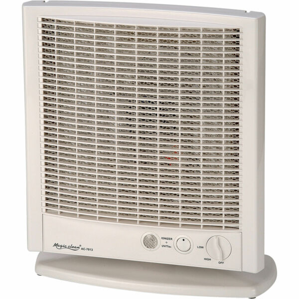 Magic Clean HEPA Air Cleaner with Ionizer Brand New SPT Sunpentown AC-3000i