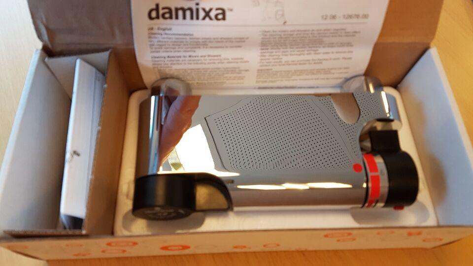Brusebatteri, DAMIXA