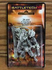 Classic Battletech Miniatures: Cygnus Mech 20-415 NISB