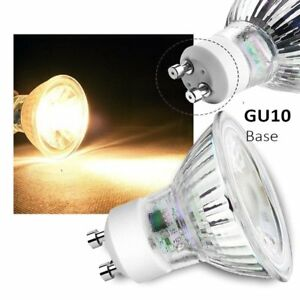 GU10-LED-Leuchtmittel-4-5W-warmweiss-420lm-Strahler-Birne-Spot-230V-50Hz