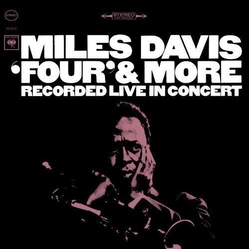 Miles Davis - Four & More [New CD]