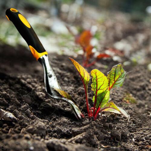 9Pcs Gardening Plant Tool Set Garden Yard Plant Flower Care Hand Tools w// Case