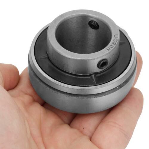 Insert Mounted Ball Bearing UC205 25mm High Quality Ball Steel Bearing Kit