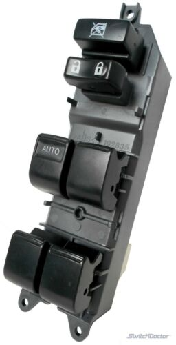 Master Power Window Door Switch for 2007-2013 Toyota Tundra NEW