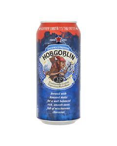 Wychwood Hobgoblin Ruby Red Ale Can 500mL Beer case of 24