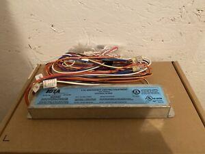 IOTA I-32 TBTS Series D Emergency Lighting Ballast for 2-4 Ft Lamp 120//277V 60Hz