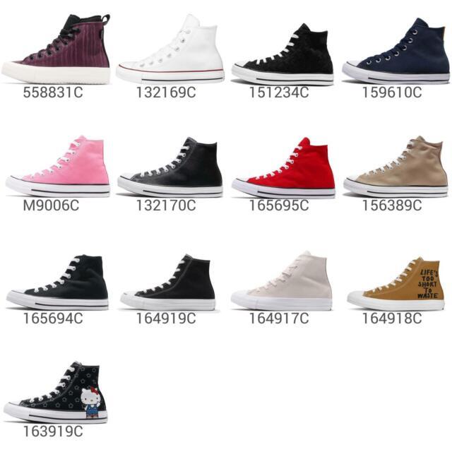Converse Chuck Taylor All Star Hi Top Men Women Shoes Sneakers Pick 1