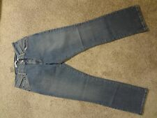 NEW NWT LEVIS JEANS WOMEN'S SIZE 6 RELAXED BOOT CUT STRETCH #SB1