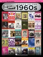 Songs Of The 1960s The Decade Series Sheet Music E-z Play Today Vo 000159572