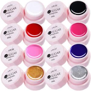 UR-SUGAR-8-Boxes-5ml-Nagel-Gellack-Gel-Nails-Nail-UV-Gel-Polish-Manikuere-Gel-UV
