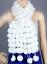 Women-039-s-100-Real-Rabbit-Fur-Wraps-Handmade-Scarves-Warm-Shawl-Scarfs-Gifts thumbnail 9