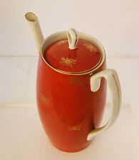 A FINE VINTAGE  LOVELY POLISH MADE PORCELAIN COFFEE POT BY CMOOZIEZ (Z)