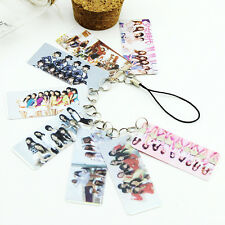 Girls' Generation SONE SNSD PVC PHONE STRAP CARD KPOP NEW