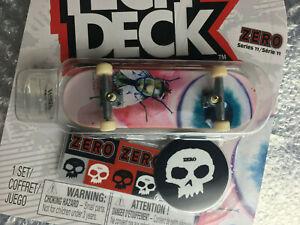 Tech-Deck Zero James Brockman Rare Series 11 2019 Fly Skate Fingerboard