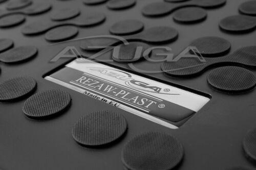 Premium anti goma antideslizante-tapiz para bañera skoda karoq a partir de 2017 con rueda de repuesto