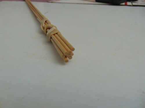 """NEW 10 10 Dowel Wood 1//8/"""" X 36in Midwest products"""