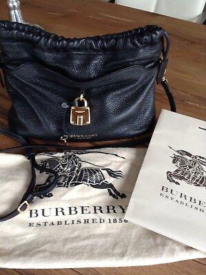 Burberry Crossbody Tasche Leder