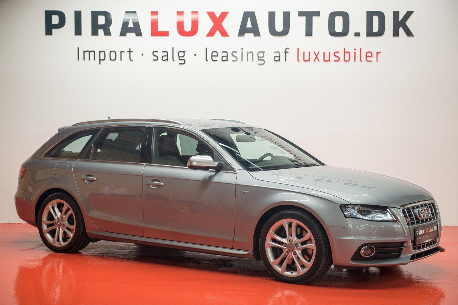 Audi S4 3,0 TFSi Avant quattro S-tr. 5d - 359.900 kr.