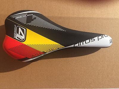 Forza / 4ZA Cirrus Pro Klaas Vantornout Belgium Champion Saddle 130mm