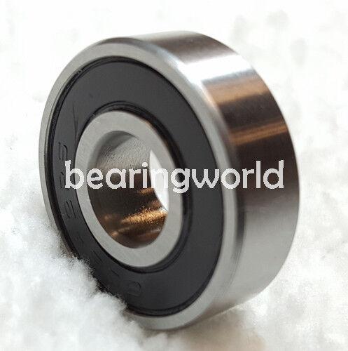 """1621-2RS seals bearing 1//2"""" bore 1621-rs ball bearing 1-3//8/""""x 1//2/"""" x 7//16/"""" 10"""
