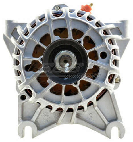 Powermaster Performance 13635 Chrome Alternator 10MT Cast Iron DE Chevy 3 Bolt Bell Hag Mating 168T Flywheel